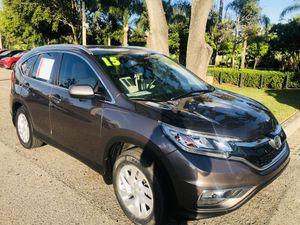 2015 Honda CR-V ex L for Sale in Tampa, FL