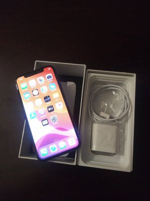 Brand New Iphone X. Original carrier was Sprint. Unlocked so you can use any carrier. for Sale in Ontario, CA