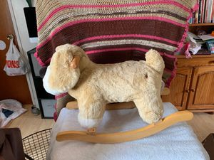 Rocking dog for Sale in Arroyo Grande, CA