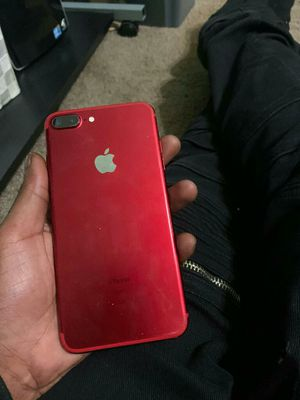Red iPhone 7 plus for sale (parts) for Sale in Brooklyn, NY