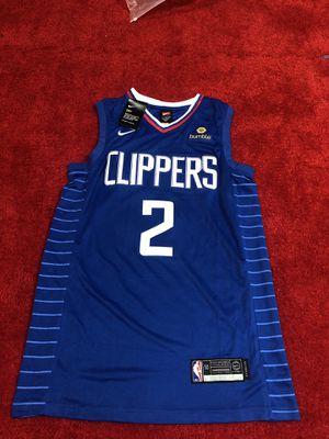 Kawhi Leonard clippers jersey men's large for Sale in Atlanta, GA