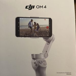 DJI OM4 Cellphone Gimbal for Sale in Voorhees Township, NJ
