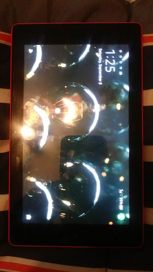 Kindle Fire Tablet With Case for Sale in Orlando, FL