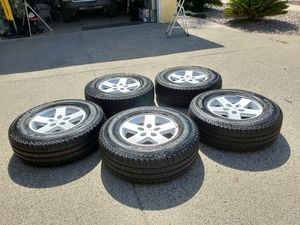 Jeep Tires and Rims for Sale in Escondido, CA