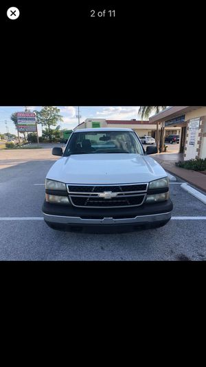 08 Chevy single cab for Sale in Clearwater, FL