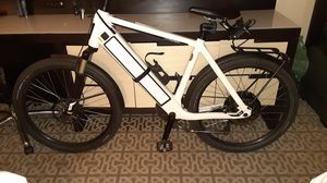 MUST GO ASAP!!!!2018 STROMER ST2 ELECTRIC BICYCLE for Sale in Boston, MA