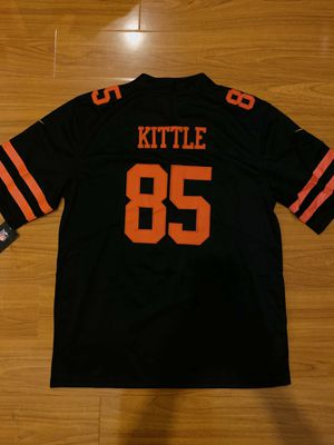 George Kittle San Francisco 49ers Nike NFL Stitched Football Jersey for Sale in Bloomington, CA