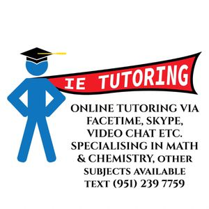 Tutor math , chemistry , biology and statistics for Sale in Oceanside, CA