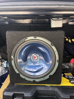10in subwoofer for Sale in Port St. Lucie, FL