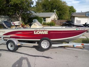 2001 Sea Nymph Lowe 16.5 ft. for Sale in Irving, TX