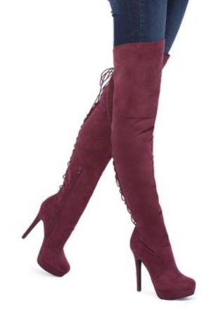 Thigh high boots for Sale in Jacksonville, FL