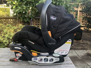 Chicco KeyFit 30 infant car seat for Sale in San Diego, CA