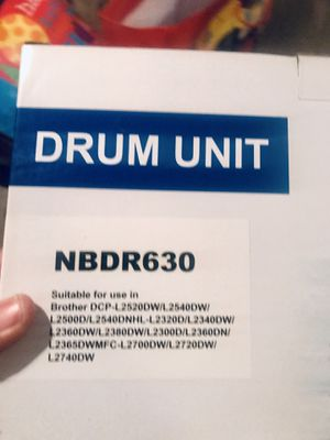 Drum Unit NBDR630 for Sale in Wichita, KS
