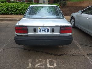 1988 Toyota Corolla - Antique for Sale in West McLean, VA
