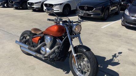 2009 Kawasaki Vulcan 900 V900 Custom Bobber for Sale in Houston,  TX