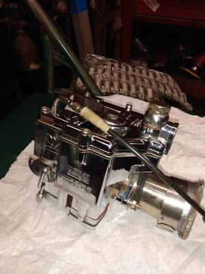 Weber carburator f/ Harley Davidsons for Sale in Bensalem, PA