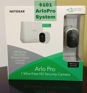 ArloPro Wireless Video Security System for Sale in Lexington, SC