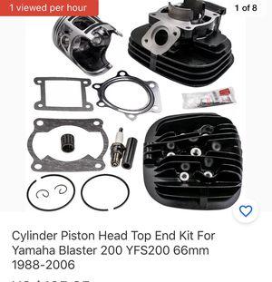 Yamaha blaster rebuild kit for Sale in La Puente, CA
