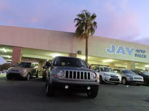 2013 Jeep Patriot for Sale in Tucson, AZ