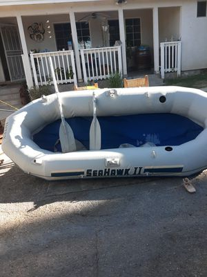 Inflatable marine boat for Sale in Yucaipa, CA