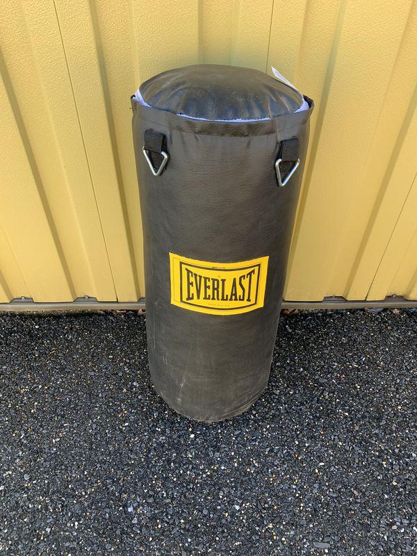 Everlast heavy/punching bag