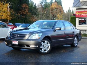 2004 Lexus LS 430 for Sale in Redmond, WA