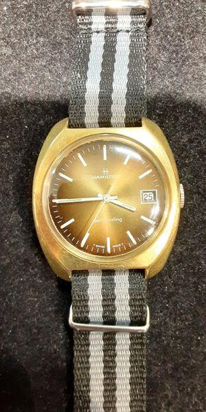 Hamilton Men's Automatic Watch 1970s for Sale in Seattle, WA