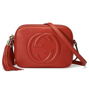 Gucci Red Soho Leather Disco Bag w/ Dust Bag for Sale in Lakewood, CO