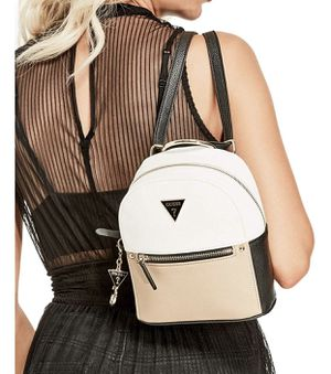 Guess lilya logo convertible mini backpack for Sale in Washington, DC