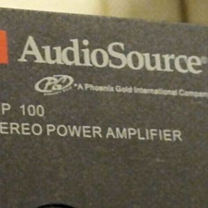 Audio source Stereo Power Amp for Sale in Phoenix, AZ