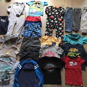 BOYS CLOTHES SIZE 4-5 T $ 25 for Sale in Poway, CA