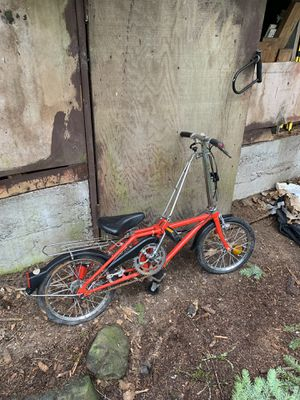 Dohon Fold up bike for Sale in Hillsboro, OR