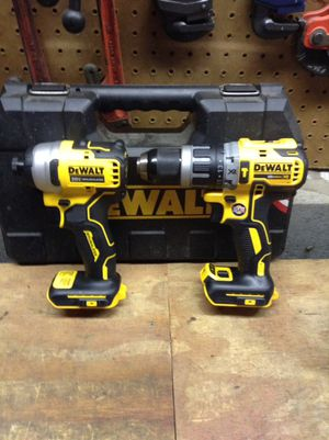 Dewalt 20 V XR impact and hammer drill for Sale in Columbus, OH