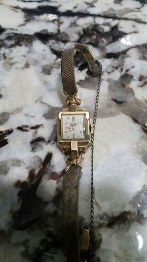 Benrus ladies watch 21 jewels petite or small for Sale in Port Charlotte, FL