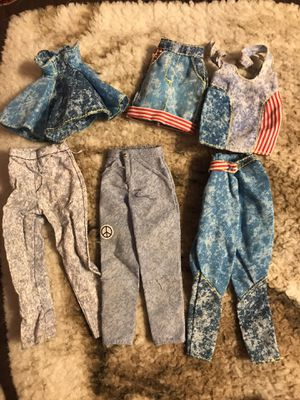 Vintage Barbie clothes for Sale in San Diego, CA