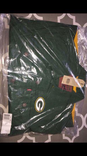 Men's Levi's NFL Jacket size medium for Sale in Bronx, NY