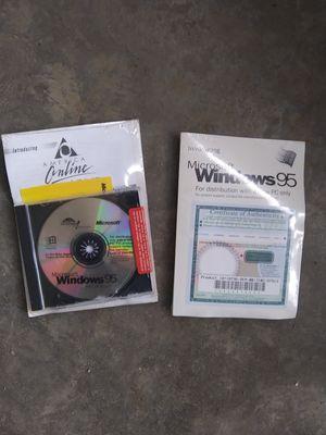 Vintage Windows software for Sale in Medina, OH