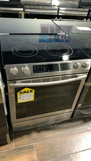 Samsung for sliding Electric Stove Dual convention for Sale in Phoenix, AZ