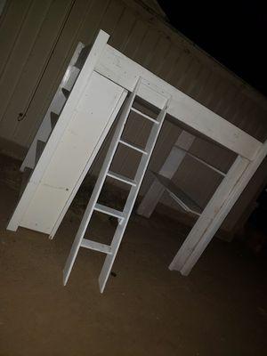 Bunk bed / desk for Sale in Phoenix, AZ