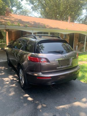 Fx35 Infiniti Suv for Sale in Suitland-Silver Hill, MD
