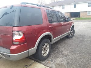 02 Ford Explorer for sale 1500 for Sale in Akron, OH