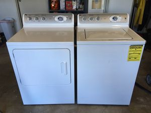 Washer and dryer for Sale in MONARCH BAY, CA