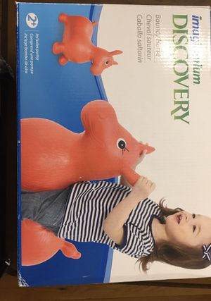Bouncy horse for Sale in Waltham, MA