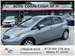 2014 Nissan Versa for Sale in Miami, FL