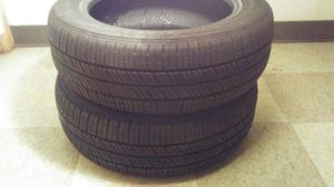2 tires 185 55 15 for Sale in Pittsburgh, PA