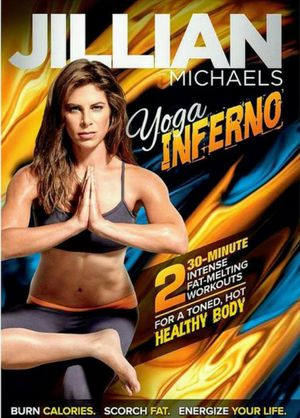 Jillian Michaels Yoga Inferno/ SHIPPING AVAILABLE BY REQUEST. for Sale in Covina, CA