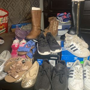 Toddler/kids Shoes Size 7 for Sale in Richmond, TX