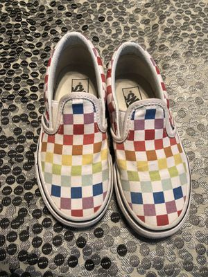 Vans kids size 12 for Sale in El Paso, TX