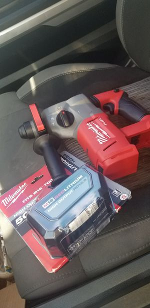 Hammer drill bateria 12.0 for Sale in Gaithersburg, MD