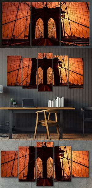 NOT FREE! 😍 Framed Wall Art paintings Canvas 👇Purchase Here 👇 StunningCanvasPrints-com Hundred of Designs FREE SHIPPING!🚚🚀✈️ for Sale in Hoboken, NJ